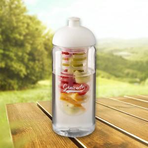 Bouteille infuseur à fruits personnalisée sport 600 ml