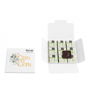 carte chocolat made in France