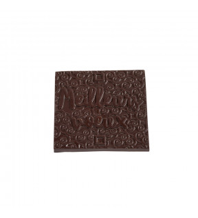 carte 2 D chocolat made in France