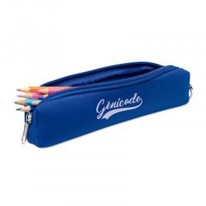 trousse personnalisée en mousse pour crayon et feutre