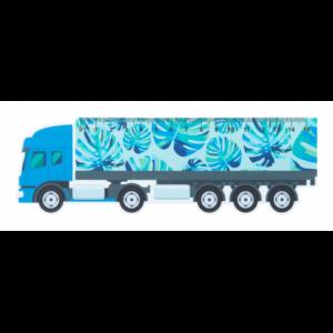 Règle 15 cm, camion