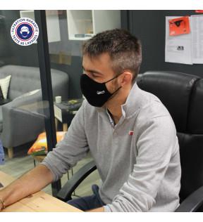 Masque de protection tissu coronavirus Royal Mer personnalisé