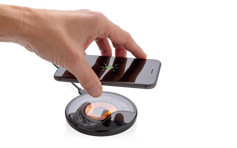 Chargeur à induction pour téléphone