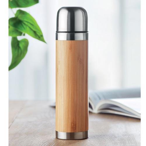 Themos en bambou personnalisable design et tendance