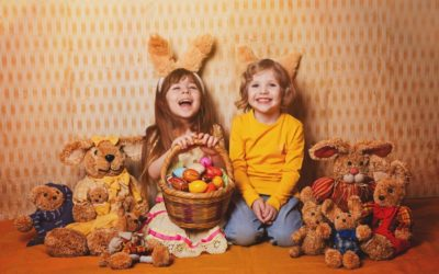 Pourquoi communiquer avec des goodies à Pâques?