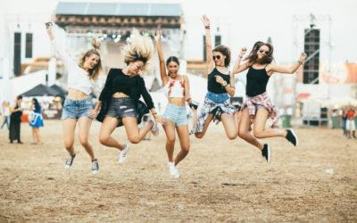 Festivals 2020:  le plein d'idées de goodies festivaliers