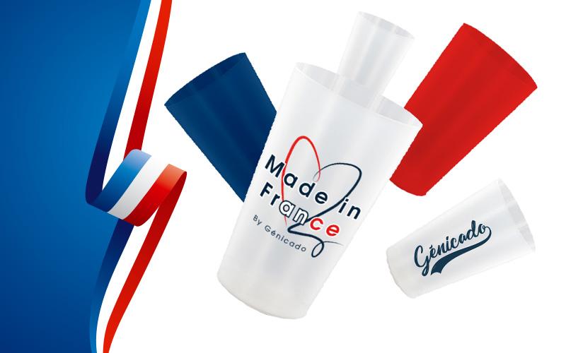 10 raisons de choisir le gobelet personnalisé made in France