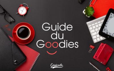 Le Goodies : Petit guide de la communication par l'objet