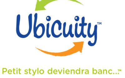UBICUITY® : petit stylo deviendra banc