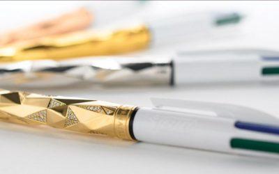 Le stylo BIC 4 couleurs le plus cher au monde